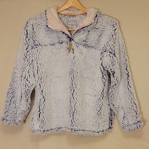 NWOT Blue Star Clothing Co XL Sherpa Sweater